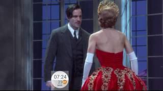 """Премьера мюзикла """"Анастасия"""" на Бродвее. Сюжет 1 канала."""
