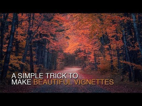 How To Make Beautiful Vignettes In Photoshop