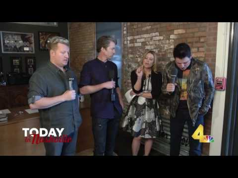 Rascal Flatts - One on One with Kelly Sutton