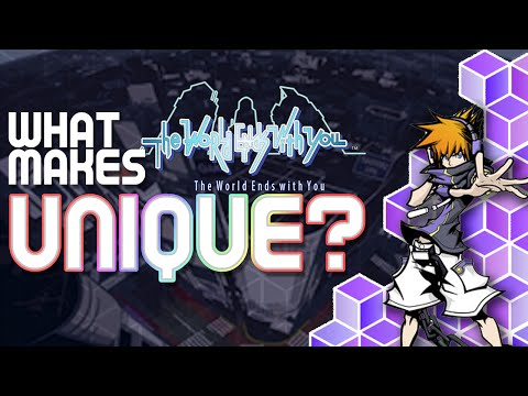 Download What Makes The World Ends With You Unique? - WMGU - BeyondPolygons Images