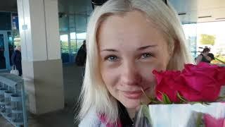 #АНАПА - встречаю жену. ПОЛНЫЙ ПРОЕЗД КАК в СЕЗОН 4.11.2018