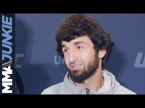 UFC 228: Zabit Magomedsharipov pre-fight interview