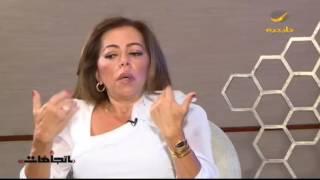 الكاتبة الكويتية دلع المفتي تحكي عن تجربتها مع مرض السرطان