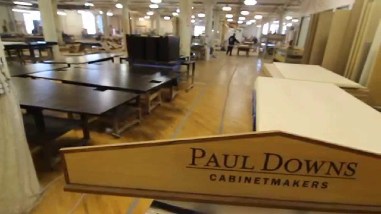 Paul Downs Custom Conference Tables