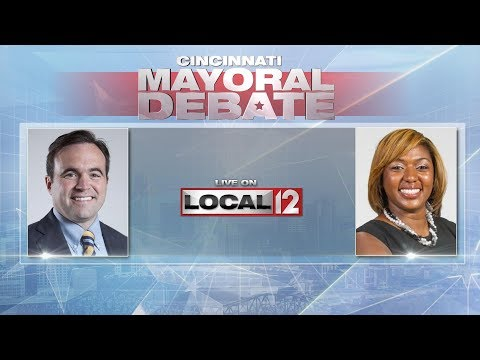 Candidates square off at Mayoral Debate on Local 12