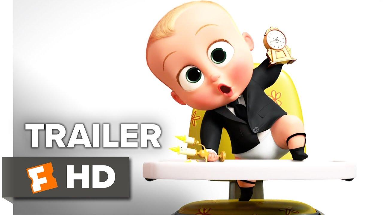 The Boss Baby Trailer 2 2017 Alec Baldwin Movie