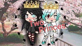 Two princes (Gacha life mini movie) (gay love story)