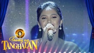 Tawag ng Tanghalan: Marielle Montellano | You Raise Me Up (Quarter 2 Semifinals)