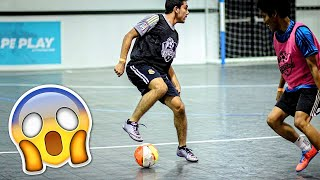 Kỹ thuật bóng đá Futsal #3 01/2020 Crazy Futsal Skills & Goals 2020