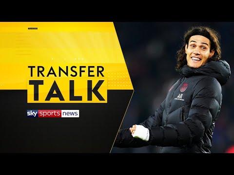 Should Cavani stay or go? | Transfer Talk | Sky Sports News