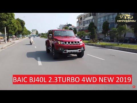 Baic BJ40L 2.3AT 4WD 2019  ☎️ 0904507777(Mr Tuấn)
