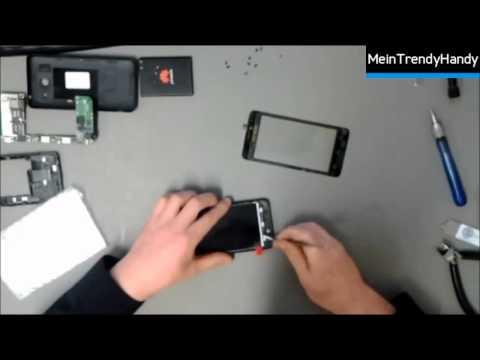Huawei Ascend G510 Display Reparatur