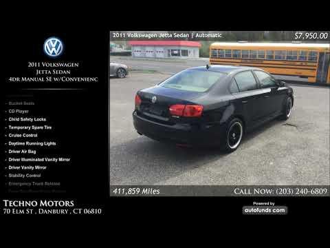 Used 2011 Volkswagen Jetta Sedan | Techno Motors , Danbury , CT - SOLD