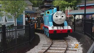 All Aboard! Thomas Town Officially Opens At Kennywood