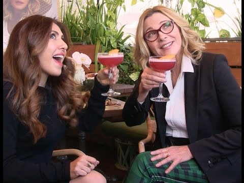 Kim Cattrall Exclusive Interview with RESCU