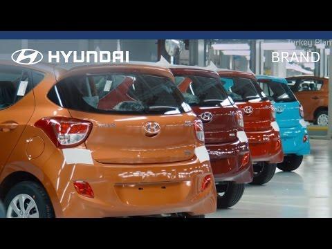 Hyundai | Manufacturing Plant - Turkey
