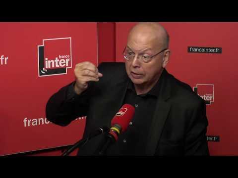 Patrick Buisson répond aux questions de Nicolas Demorand