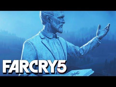 Far Cry 5 Gameplay German PS4 Pro #34 - Joseph Statue zerbombt