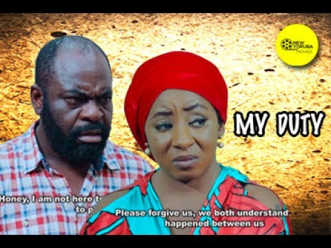 Download MY DUTY (OJUSE MI) - Latest Yoruba Movie DRAMA | MIDE MARTINS| FUNSHO ADEOLU || Yoruba BLOCKBUSTER
