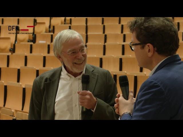 Wie Führung einladen, inspirieren und ermutigen kann - Interview mit Prof. Dr. Gerald Hüther