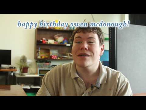 Owens plans his birthday parties 2017!