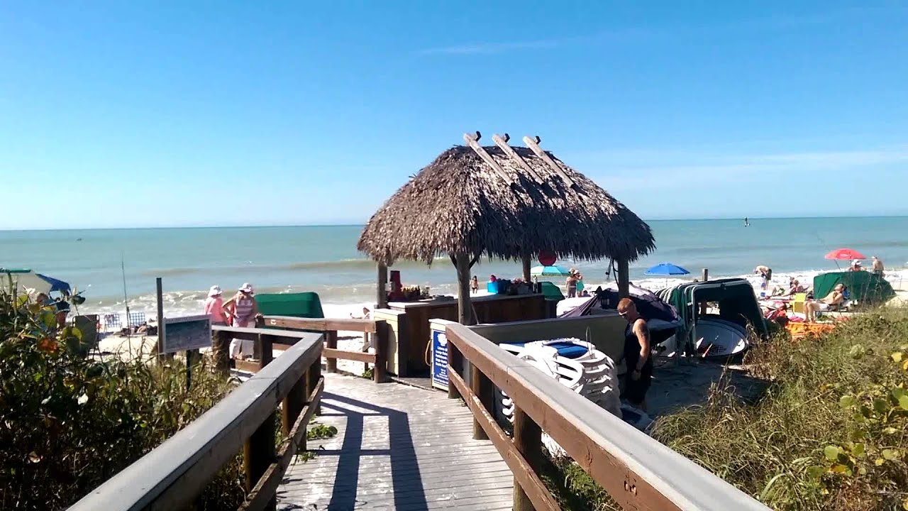 Barefoot Beach Bonita Springs Florida