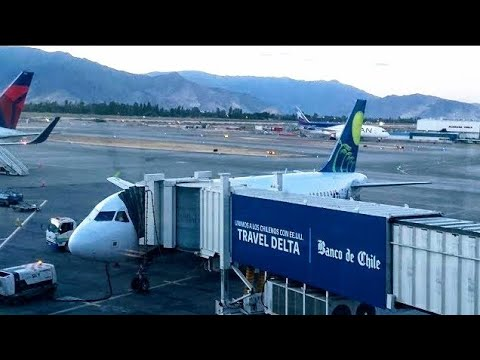Flight Report | Sky Airline | A319 | CC-AHE | Santiago [SCL]
