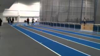 60m Sprint Training