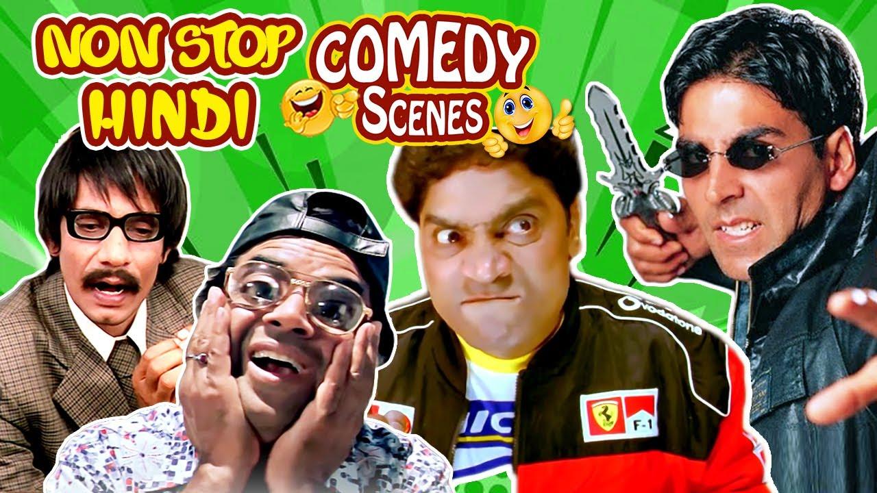 Non Stop Comedy Scenes   Akshay Kumar - Vijay Raaz - Paresh Rawal - Kader Khan - Paresh Rawal