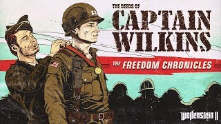 "Video Wolfenstein II - The Freedom Chronicles DLC - Let's Play - Episode 3: ""The Deeds Of Captain Wilkins"" download MP3, 3GP, MP4, WEBM, AVI, FLV Maret 2018"