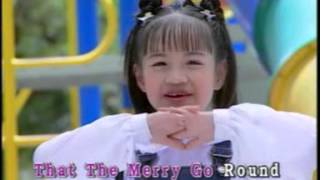 [快乐宝贝] IT'S A SMALL WORLD + MERRY GOES ROUND + HOME ON THE RANCH -- 彩虹世界 中英童谣 Vol. 2 (Official MV)