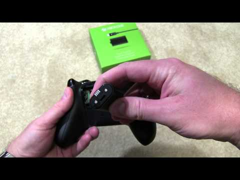 xbox-one-play-&-charge-kit-installation