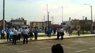Izamiento de la Bandera por el 12 Aniversario de Serenazgo - MDVLH