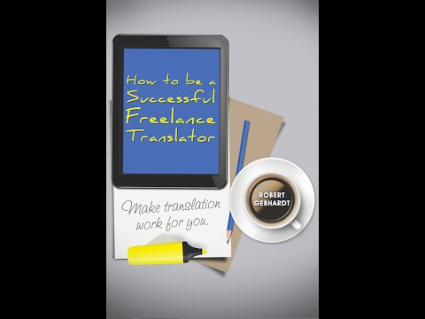 How to Work From Home - New Course for Freelance Translators on Vimeo!