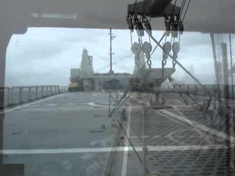 HMAS TOBRUK 2008