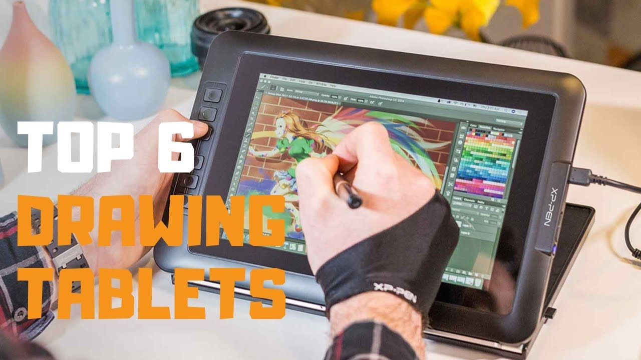 Best Drawing Tablet 2020 Best Drawing Tablet in 2019   Top 6 Drawing Tablets Review   YouTube