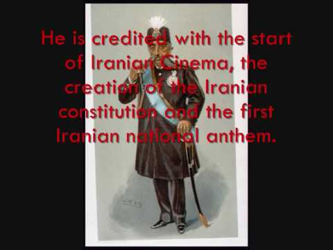 History Lession: Last 10 kings of Iran