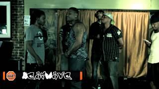 Rap Battle - Lo Writtens vs K nitty- Buffalo vs Minneapolis - AHAT Atlanta