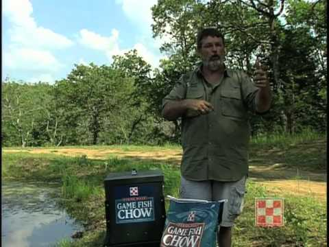 The Great Outdoors - Bob Lusk on Big Blue gills!