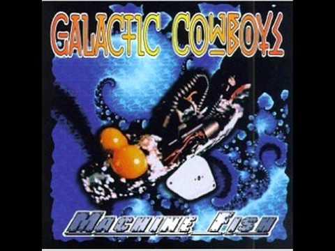 Galactic Cowboys - 2 - The Struggle - Machine Fish (1996)