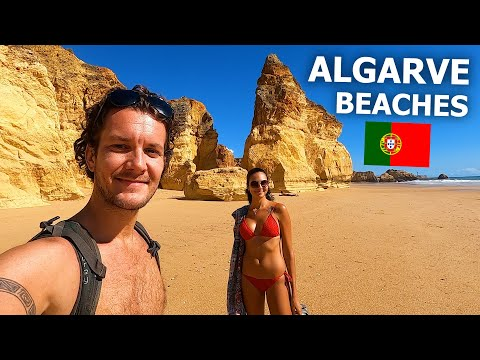 ALGARVE BEACH LIFE! 🇵🇹 PORTIMÃO (PORTUGAL VACATION)