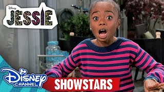 JESSIE - Clip: Showstars | Disney Channel
