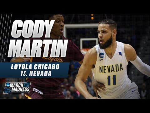 Nevadas Cody Martin does a little bit of everything in the Sweet 16