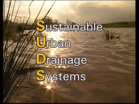 Designs that Hold Water - Sustainable Drainage Systems (SUDS) by Green Training Works