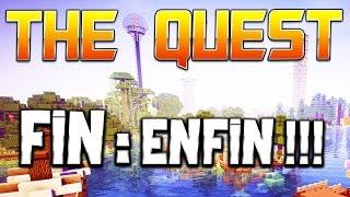THE QUEST - FIN : ENFIN !!! XD - Fanta et Bob Minecraft Adventure