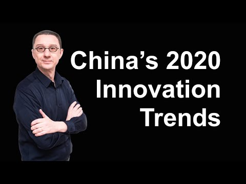 China's 2020 innovation trends - Pascal Coppens