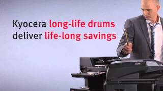 Kyocera - Print to the Beat of a Different Drum Thumbnail