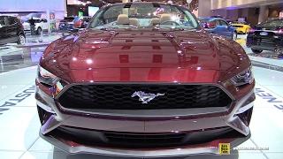 2018 Ford Mustang - Exterior Walkaround - 2017 Toronto Auto Show
