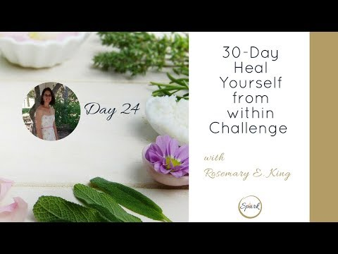 Kindness; Pay it forward: Day 24 Heal Yourself From Within Challenge
