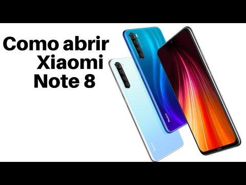 Como Abrir Xiaomi